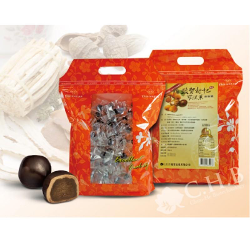 C.H.B  枇杷羅漢果軟喉糖 (500g/袋)