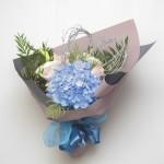 鮮花花束  FSFDALA03 -心意繡球