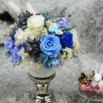 永生花 盆花   花束