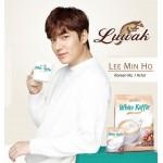 李敏鎬 代言  麝香貓咖啡  Luwak white Koffie   印尼白咖啡   20克*10包/袋