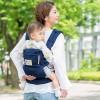 日本背巾 新生兒側背 腰帶型背巾 日本LUCKY URBAN 360 腰帶型背帶 (限定色)
