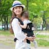日本背巾 新生兒側背 腰帶型背巾 日本LUCKY URBAN 360 腰帶型背帶