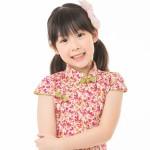 兒童旗袍 古風 四季款[晴漾翩舞]