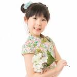 兒童旗袍 古風 四季款[花花綠綠]