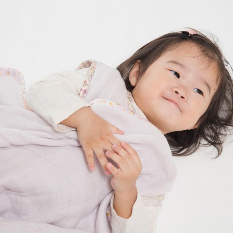 六層魔法空氣紗童話世界 嬰兒被 (日本製)
