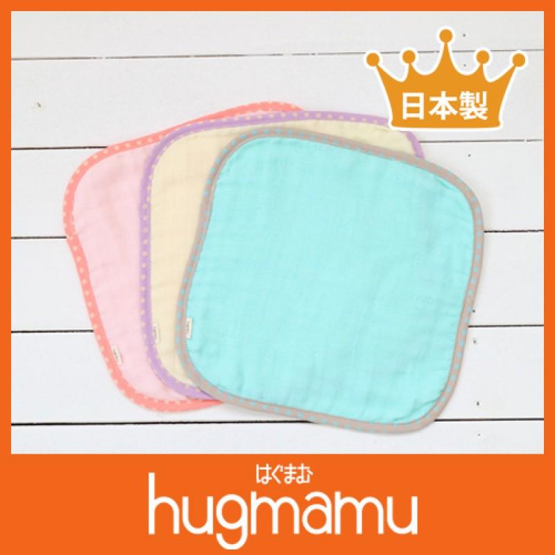 六層魔法空氣紗celepop 手帕(六件組)(日本製)