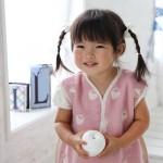 五層精燒魔力纱親親寶貝party 防踢背心(日本製 baby size)