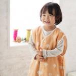 五層精燒魔力纱親親寶貝party 防踢背心(日本製 kids size)