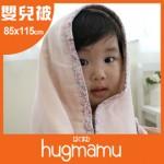 五層精燒魔力纱繽紛小花 嬰兒被(日本製)