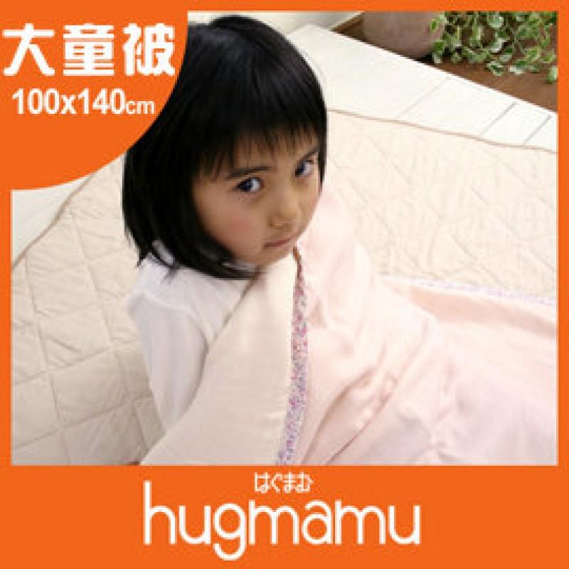 五層精燒魔力纱繽紛小花 兒童被(日本製)